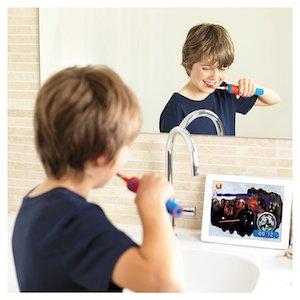 brosse a dents rechargeable enfants