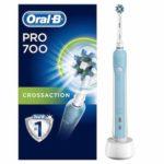 brosse à dents électrique oral b pro 700