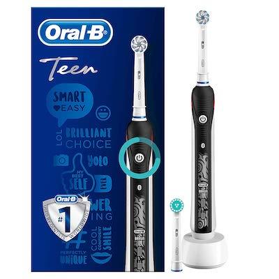 Test brosse à dents électrique Oral-B Teen
