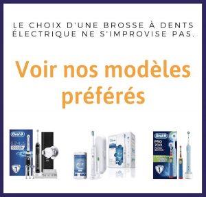 Nos brosses à dents électriques préférées